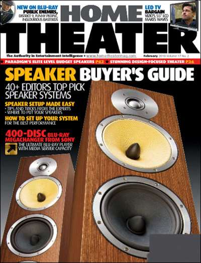 Home Theatre Magazine Subscription