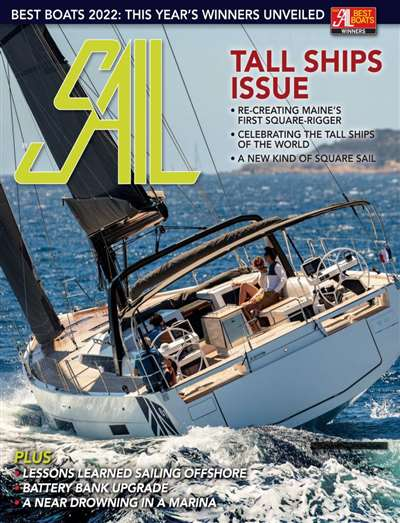 Sail Magazine Subscription Canada
