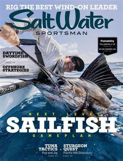 Saltwater Sportsman Magazine Subscription Canada