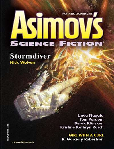 Asimovs Science Fiction Magazine Subscription Canada