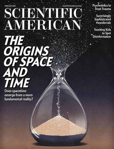 Scientific American Magazine Subscription Canada