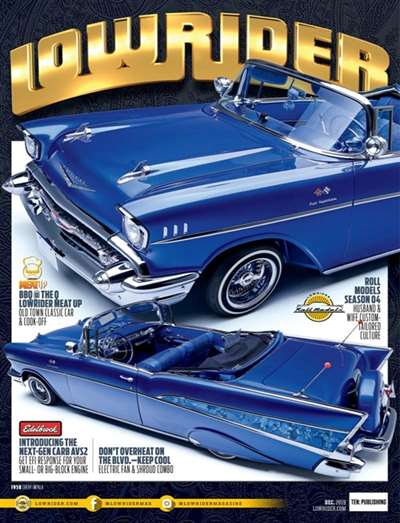 Lowrider Magazine Subscription