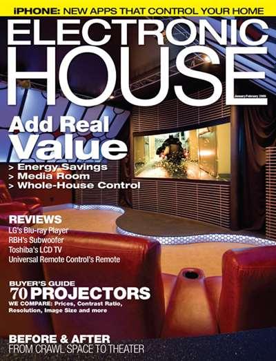 Electronic House Magazine Subscription