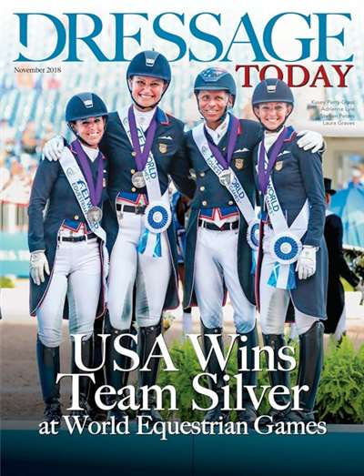 Dressage Today Magazine Subscription Canada