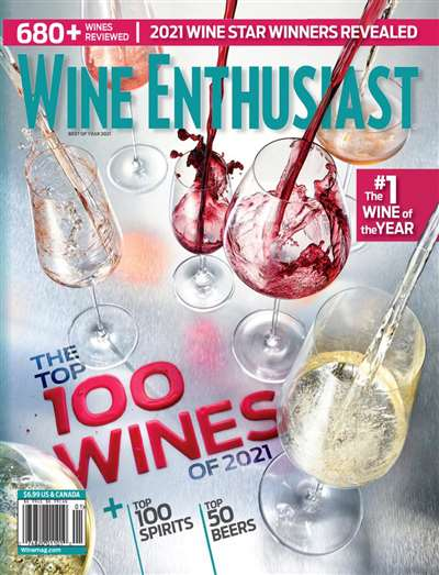 Wine Enthusiast Magazine Subscription Canada