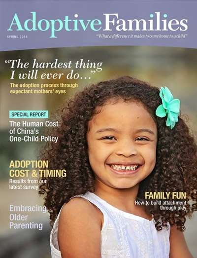 Adoptive Families Magazine Subscription Canada