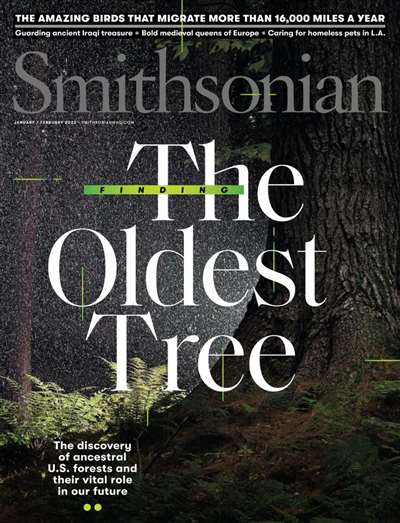 Smithsonian Magazine Subscription Canada