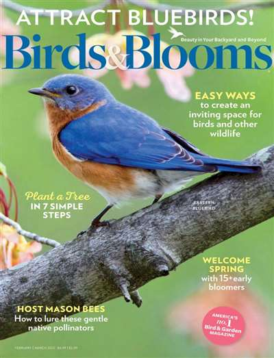 Birds & Blooms Magazine Subscription Canada