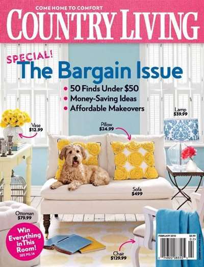 Country Living (UK Edition) Magazine Subscription
