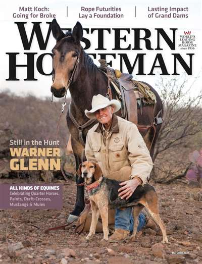 Western Horseman Magazine Subscription Canada