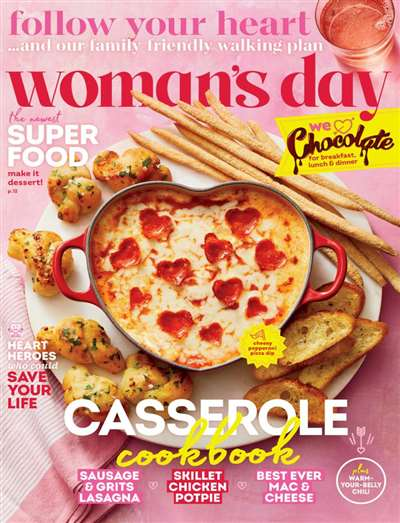 Woman's Day Magazine Subscription Canada