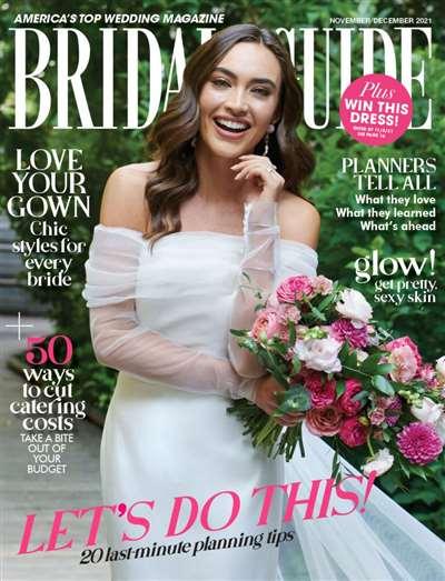 Bridal Guide Magazine Subscription Canada