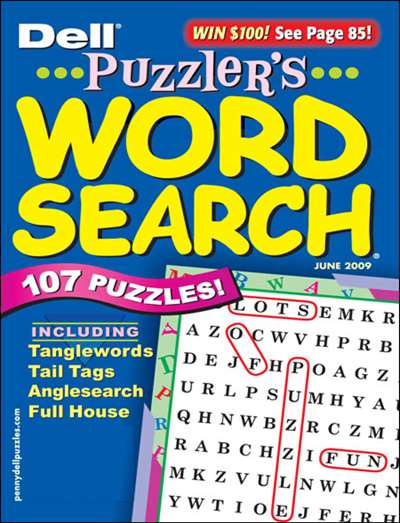 Puzzler's Word Search Magazine Subscription Canada
