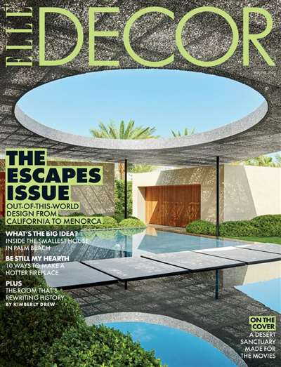 Elle Decor Magazine Subscription Canada