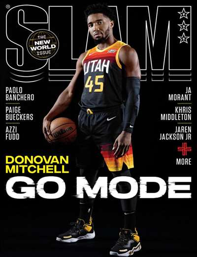 Slam Magazine Subscription Canada