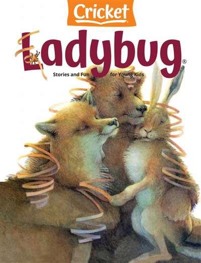Ladybug Magazine Subscription Canada