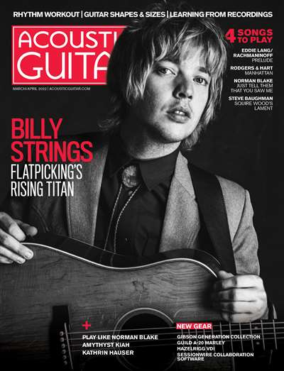 Acoustic Guitar Magazine Subscription United States