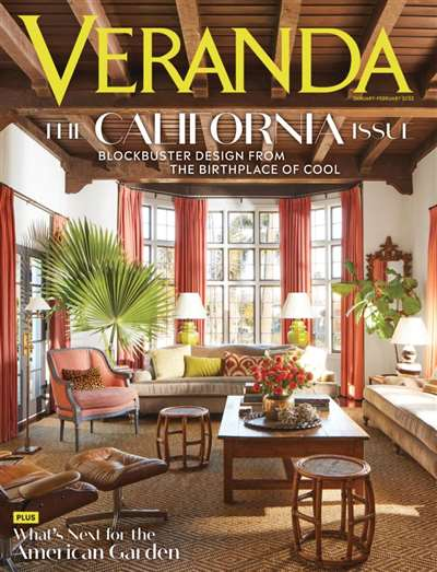Veranda Magazine Subscription