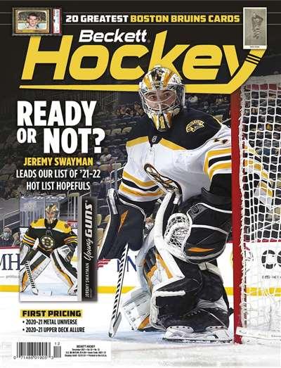 Beckett Hockey Magazine Subscription Canada