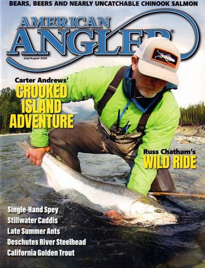 American Angler Magazine Subscription Canada