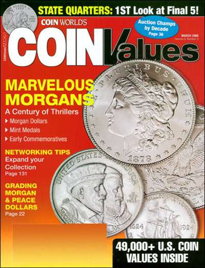 Coin Values Magazine Subscription