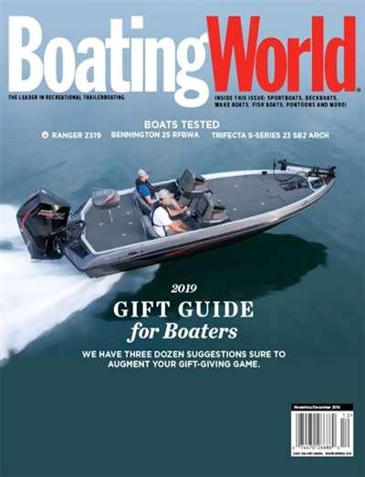 Boating World Magazine Subscription Canada