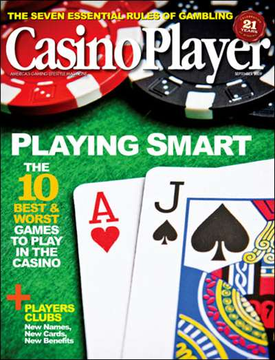 Casino Player Magazine Subscription Canada