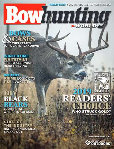 Bowhunting World Magazine Subscription Canada
