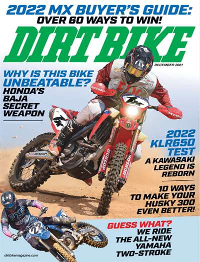Dirt Bike Magazine Subscription Canada