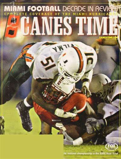 Canes Times Magazine Subscription