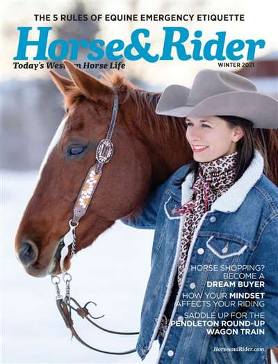 Horse & Rider Magazine Subscription Canada