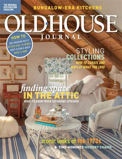 Old House Journal Magazine Subscription Canada