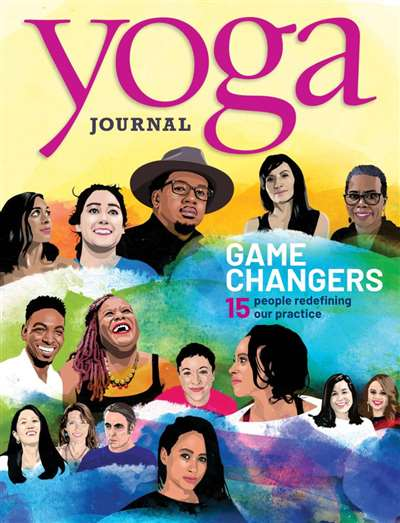Yoga Journal Magazine Subscription Australia