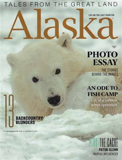 Alaska Magazine Subscription Canada