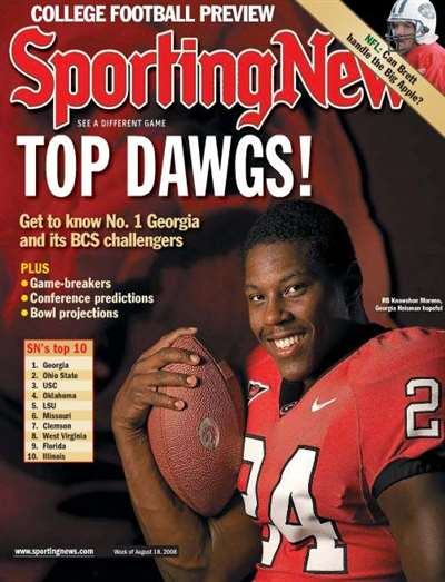 Sporting News Magazine Subscription