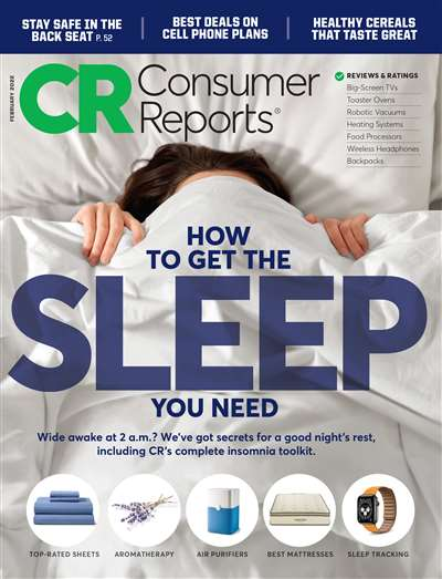 Consumer Reports Magazine Subscription Canada