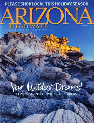 Arizona Highways Magazine Subscription Canada