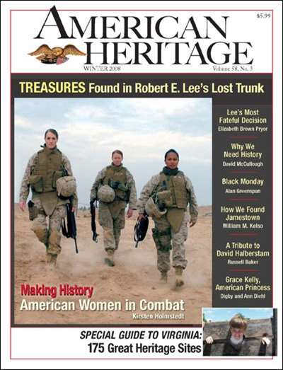 American Heritage Magazine Subscription Canada