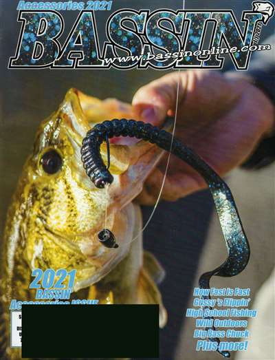 Bassin' Magazine Subscription Canada