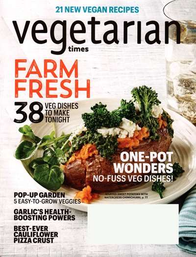 Vegetarian Times Magazine Subscription Canada
