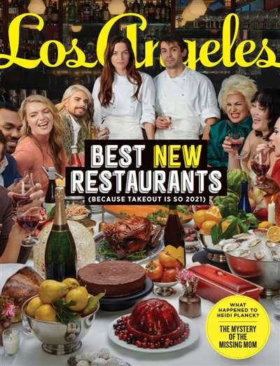 Los Angeles Magazine Subscription United States