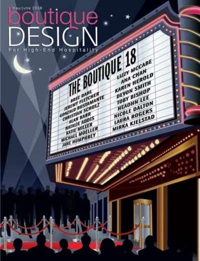 Hospitality Design Magazine Subscription