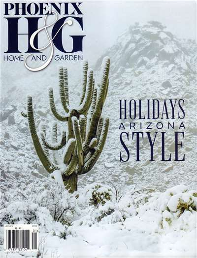 Phoenix Home & Garden Magazine Subscription Canada