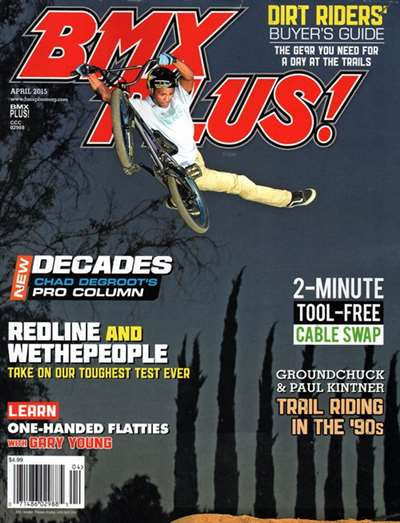 Bmx Plus Magazine Subscription Canada