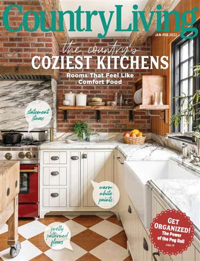Country Living Magazine Subscription Australia