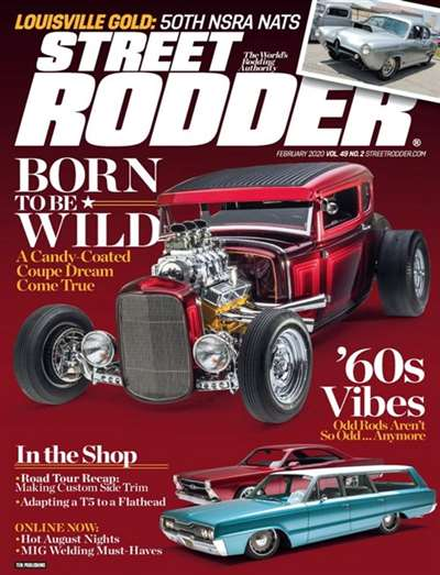 Street Rodder Magazine Subscription Canada
