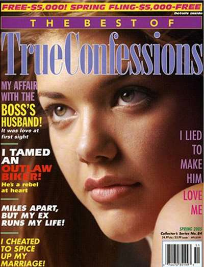Best Of True Confessions Magazine Subscription