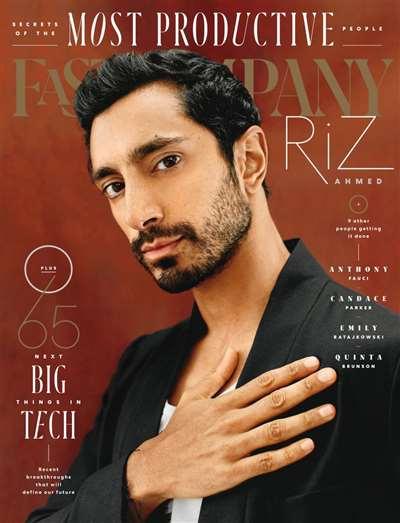 Fast Company Magazine Subscription Canada