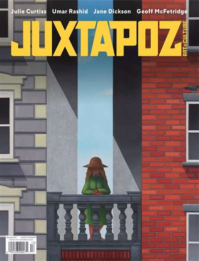 Juxtapoz Magazine Subscription Canada