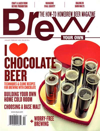 Brew Your Own Magazine Subscription Canada